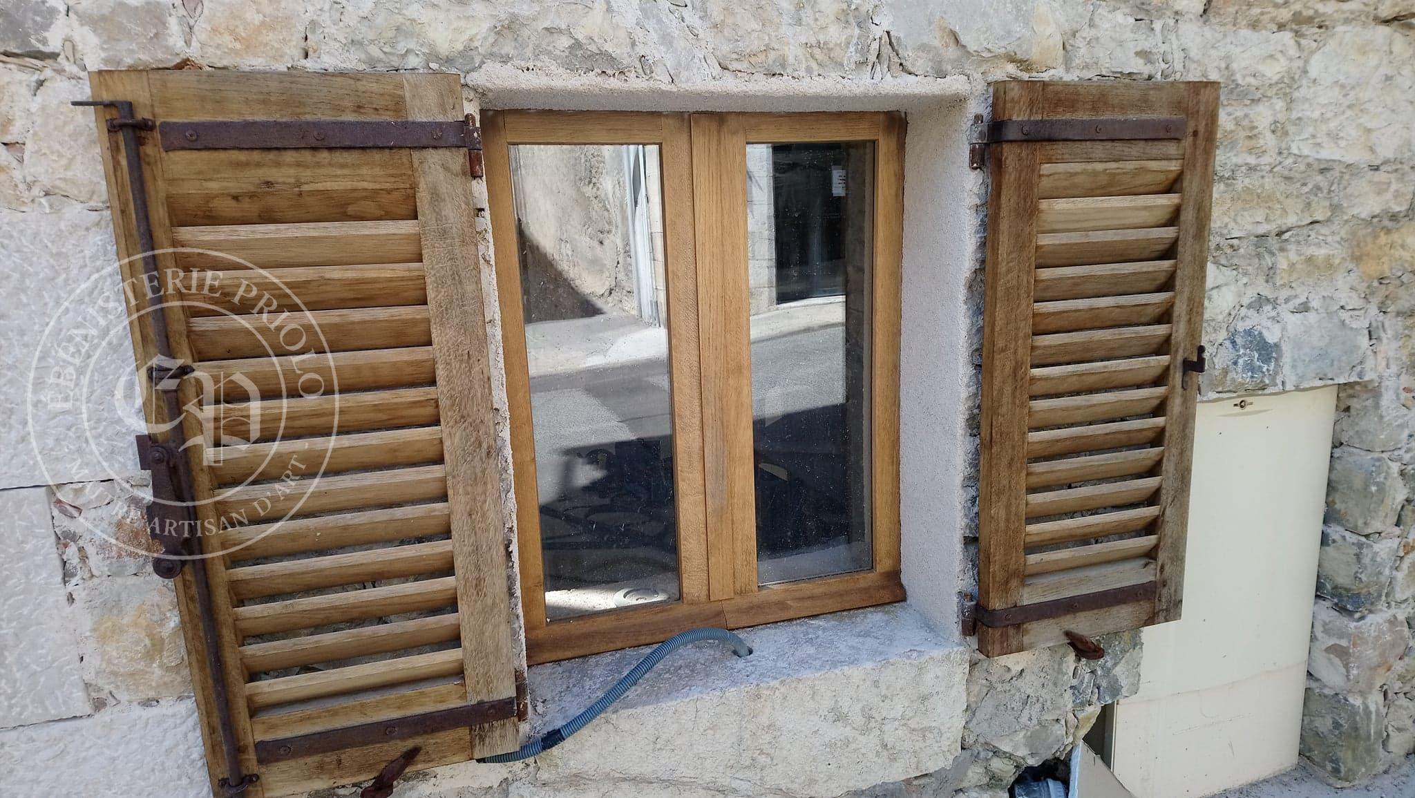 fenetre et volets renovation