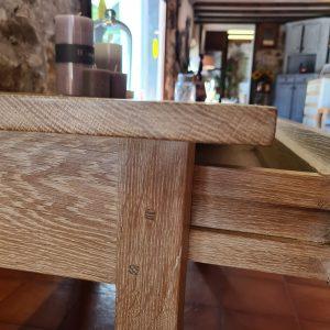 vue tiroir table basse